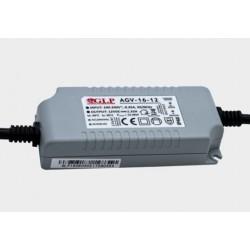 Zasilacz LED 12V 1,33A IP40 plastic case