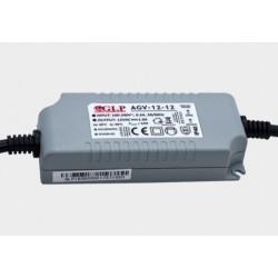 Zasilacz LED 12V 1A IP40 plastic case