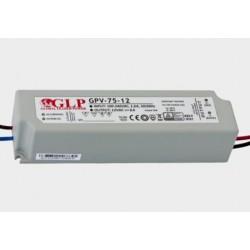 Zasilacz hermetyczny LED IP67 75W 12V 6A