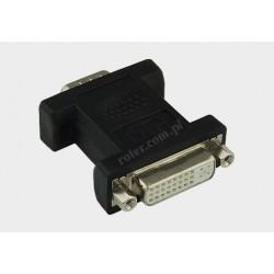 Adapter gn. DVI/wt. SVGA HDA370