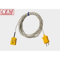 Przedłużacz do sondy temperatury TP-200 CEM