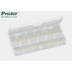 Pudełko na elementy 203-132F Proskit (260x115x43.5mmm)