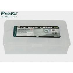 Pudełko na elementy 203-132G Proskit (180x97x42mm)