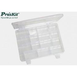 Pudełko na elementy 203-132H Proskit (252x182x40.5mm)