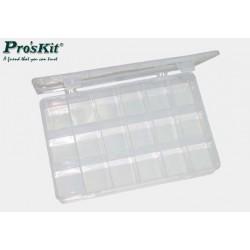 Pudełko na elementy 203-132I Proskit (275x183x42mm)