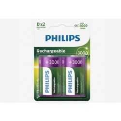 Akum. R-14 3000mAh Philips