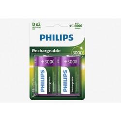Akum. R-20 3000mAh Philips