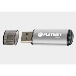Pamięć Platinet 32GB X-DEPO Silver USB 2.0