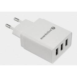 Ładowarka sieciowa z USB SC-300 5V/3,4A