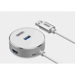Hub USB 3.0 biały