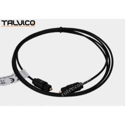 Przewód optyczny T-T 1,0m OP22 Talvico