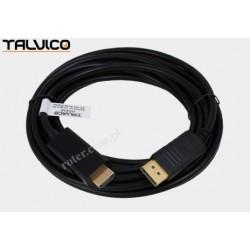 Przyłącze ultra HDMI ver. 2.0 3,0m HDK58 Talvico