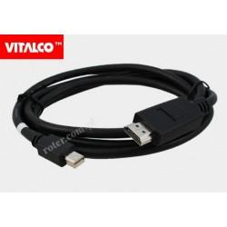 Przyłącze mini DisplayPort/HDMI 1,5m DP52 Vitalco