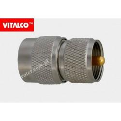 Adapter wtyk N/wtyk UHF Vitalco