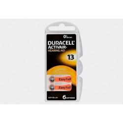 Bateria cynkowo-powietrzna Duracell Activair DA13