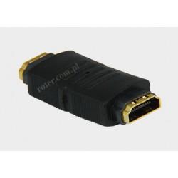 Adapter gn. HDMI/gn. HDMI HDA100