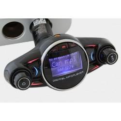 Transmiter FM bluetooth 5.0 USB 8w1
