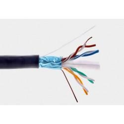 Przewód skrętka drut FTP kat.6