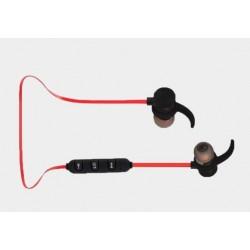 Słuchawki douszne bluetooth metalowe czarne Esperanza