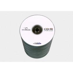 Płyta CD-R Titanum - szpindel 100szt.