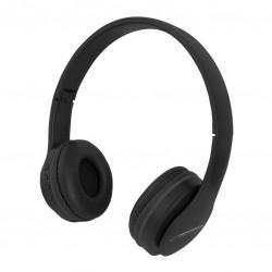 Słuchawki bluetooth BANJO czarne Esperanza
