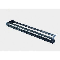 Patch panel kat.6 24 porty Talvico