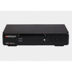 Tuner DVB-T2/C Opticum Lion 5-M Hybrid