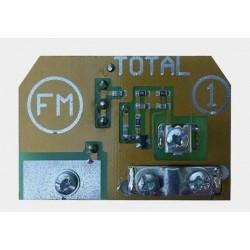 Wzmacniacz antenowy FM A (antena 75 Ohm)