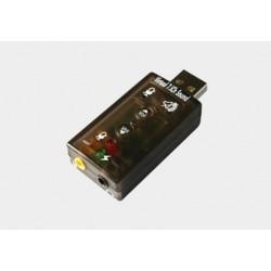 Karta dźwiękowa USB 7.1
