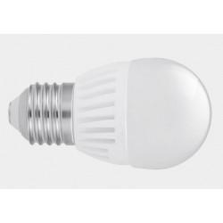 Żarówka LED E27 9W kulka neutralna