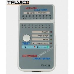 Tester LAN TL-228 Talvico