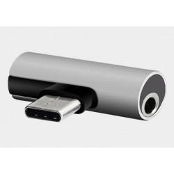 Adapter wtyk USB C/gniazdo jack 3,5mm