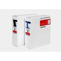 Rura termokurczliwa 3,2/1,6 czarna box 20m