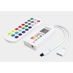 Ściemniacz LED RGB IR Smart Tuya 5-24V 6A