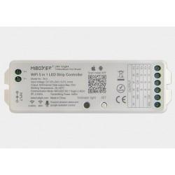Sterownik LED 5 in 1 RF WiFi 12/24V 15A