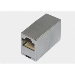 Adapter 2xRJ45 kat.5e FTP