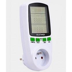 Licznik zużycia energii elektrycznej watomierz EC-LZ01