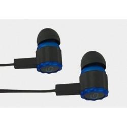 Słuchawki douszne Esperanza GAMING VIPER czarno-niebieskie