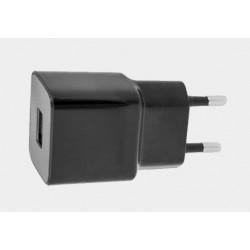 Zasilacz 5V/2,1A USB Fast Charge Maxlife czarna MXTC-01