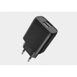 Zasilacz 5V/2,4A 2*USB czarna L57