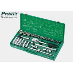 """Zestaw kluczy 26x 1/2"""" SK-42601M Proskit"""