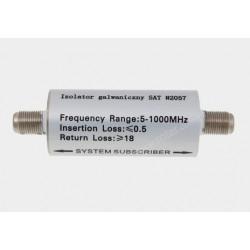 Izolator galwaniczny 5-1000MHz GI-01