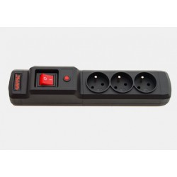 Urządzenie zabezp. M3 2,5m czarne
