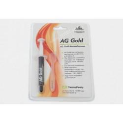 Pasta termoprzewodząca AG Gold 3g