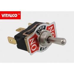 Przeł. dźwigniowy 3pin/3poz on-off-on VS5358 Vitalco PRV030