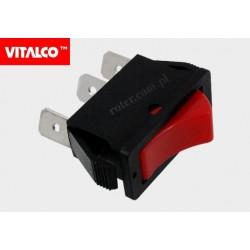 Przeł. kołyskowy 3pin/2poz on-on VS5503 Vitalco PRV390