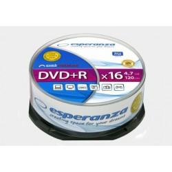 Płyta DVD+R Esperanza (25szt.)