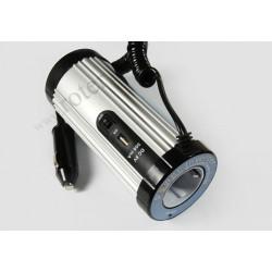 Przetwornica 12V DC / 230V AC / 150W z gniazdem USB