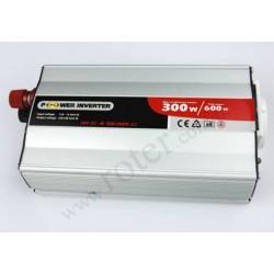Przetwornica 24V DC / 230V AC / 300W