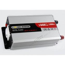 Przetwornica 24V DC / 230V AC /1000W